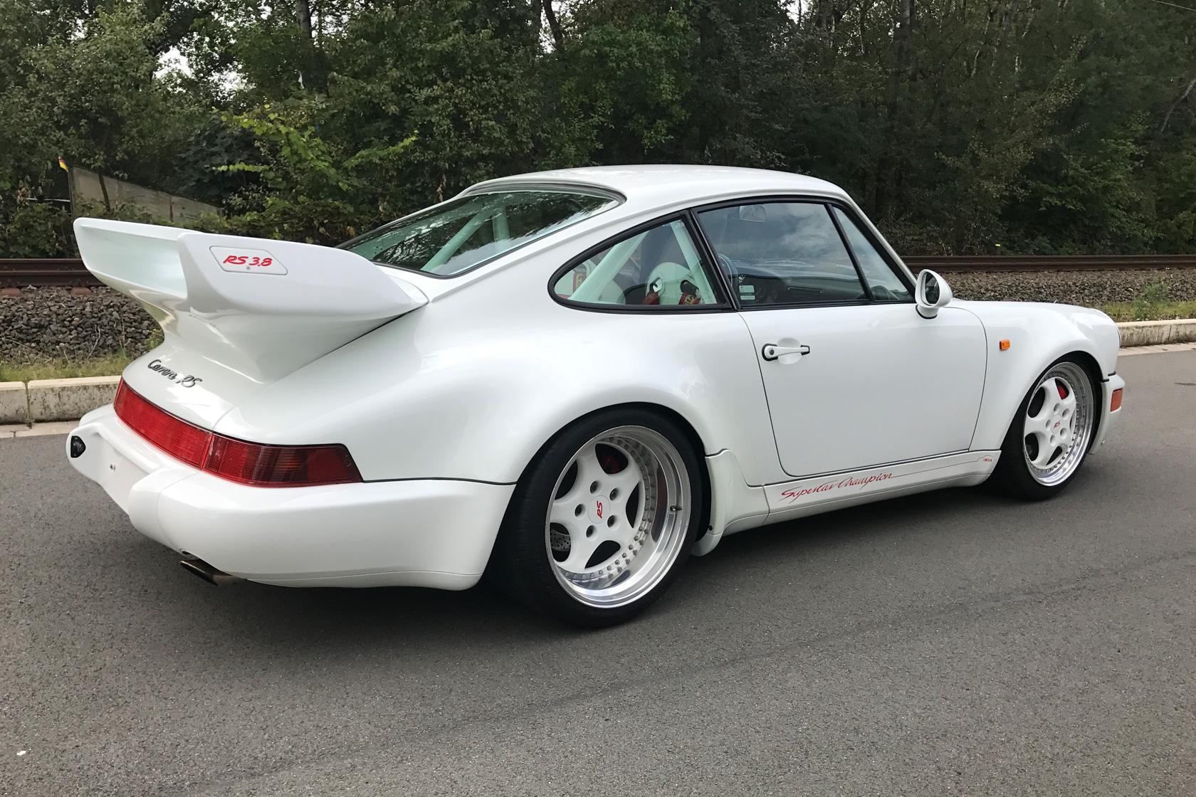 Porsche 964 RS 3.8 Clubsport