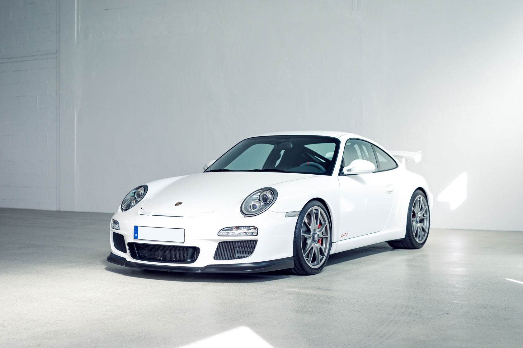 Porsche 997 GT3 Clubsport