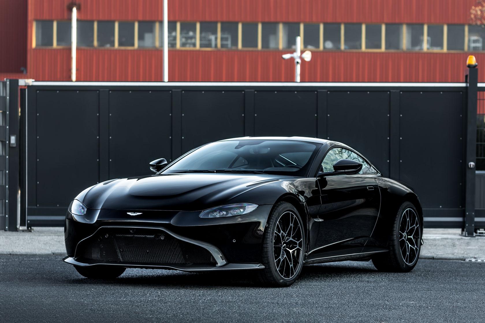 Aston Martin Vantage V8 AMR