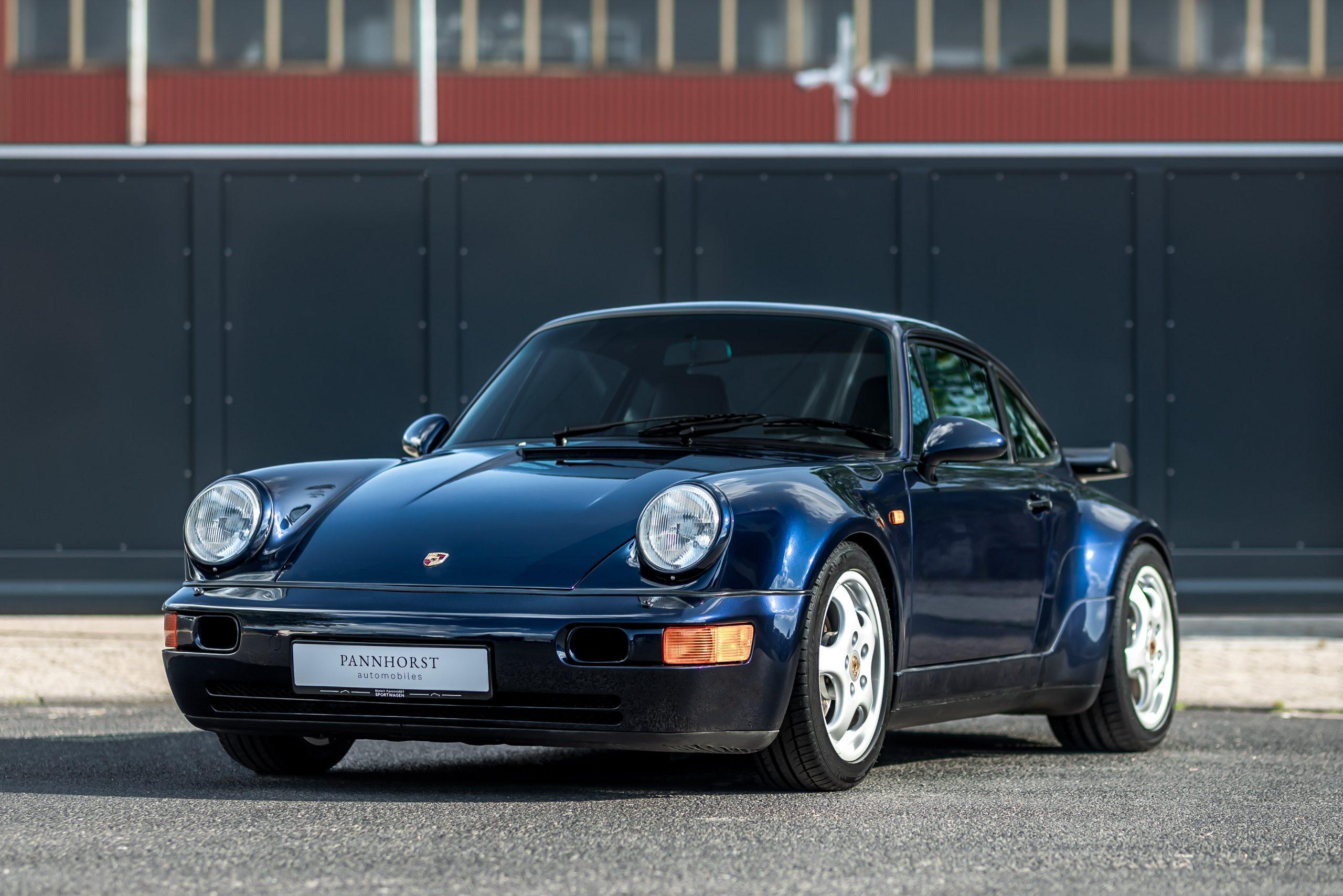 Porsche 964 Turbo 3.3 ltr.