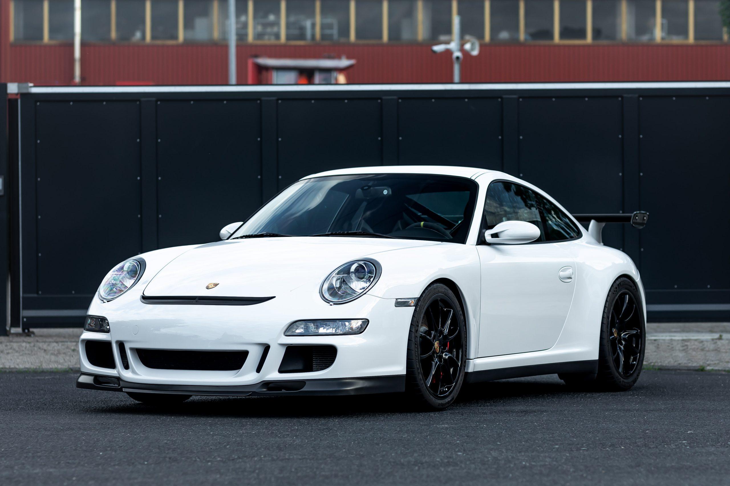 Porsche 997 GT3 RS Clubsport