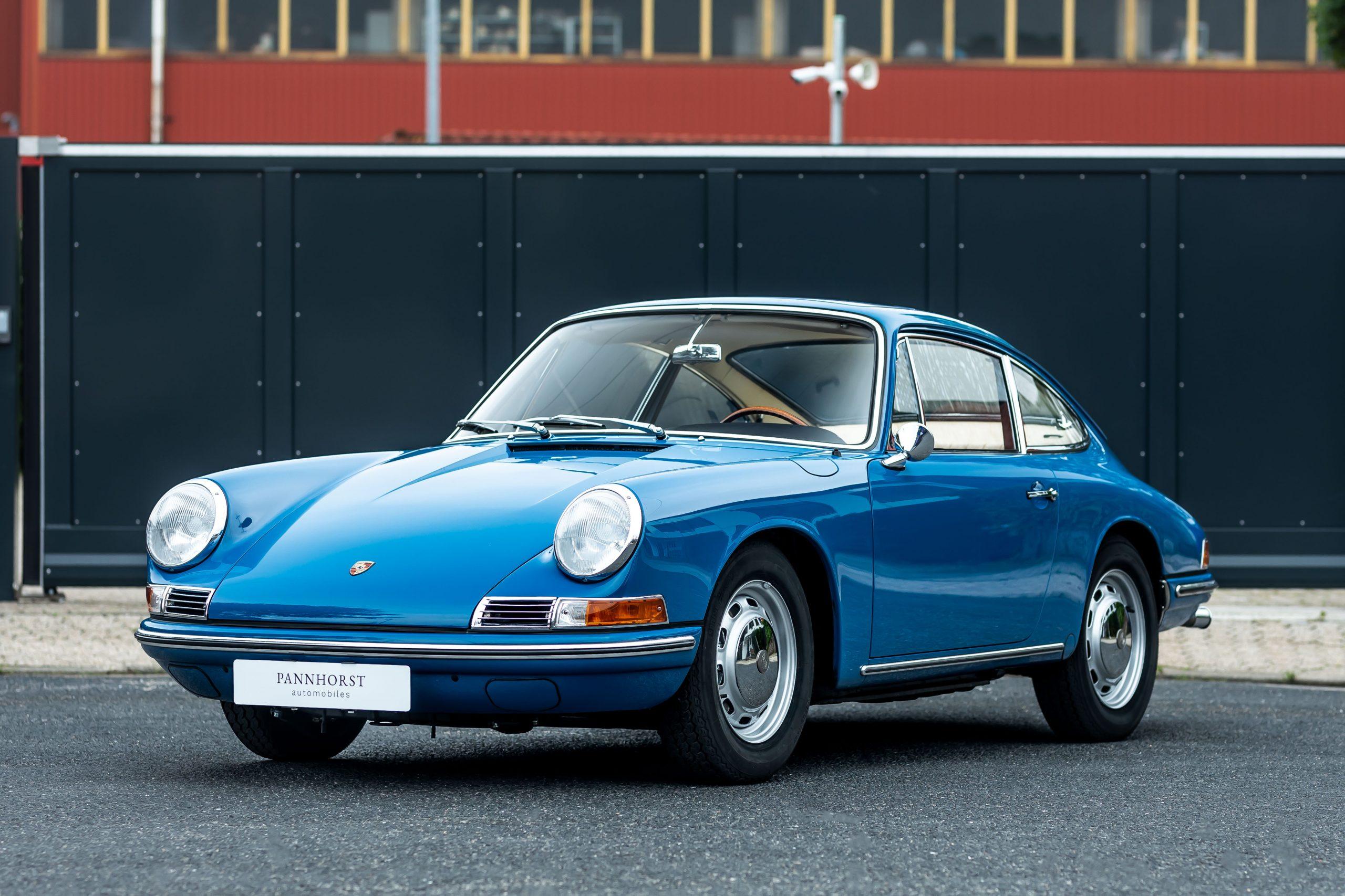 Porsche 911 2.0 ltr. Coupé